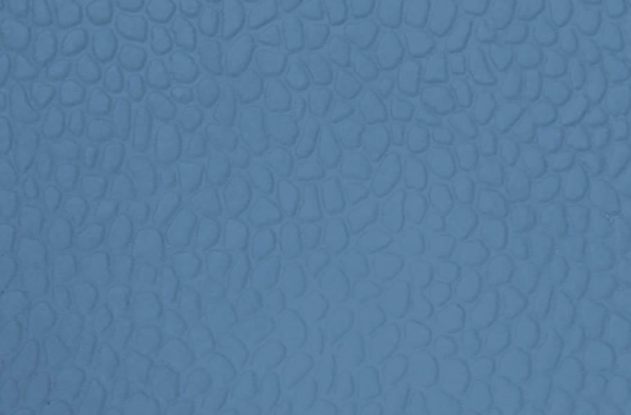 Virgin Pebble Tiles - Dust Blue