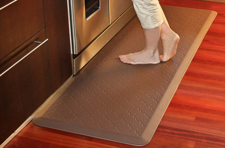 WellnessMats Motif Trellis Collection