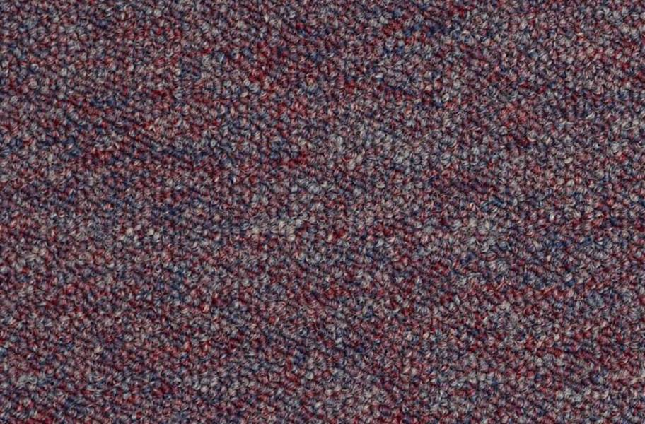 Shaw Capital III Carpet Tile - Stars and Stripes