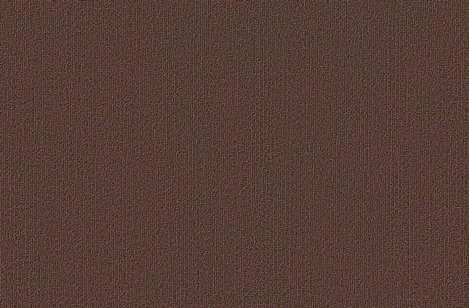 Shaw Color Accents Carpet Tile - Coffee