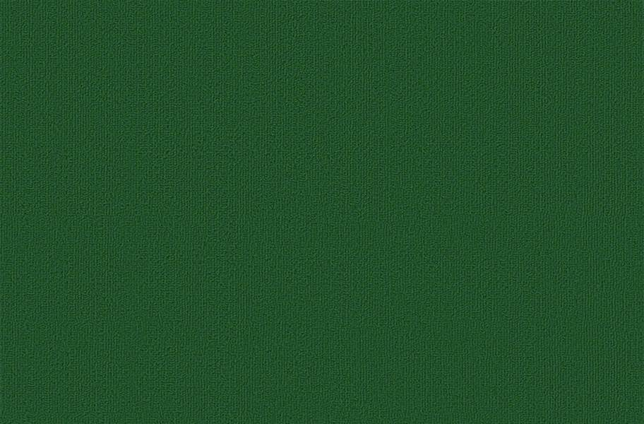 Shaw Color Accents Carpet Tile - Dark Green