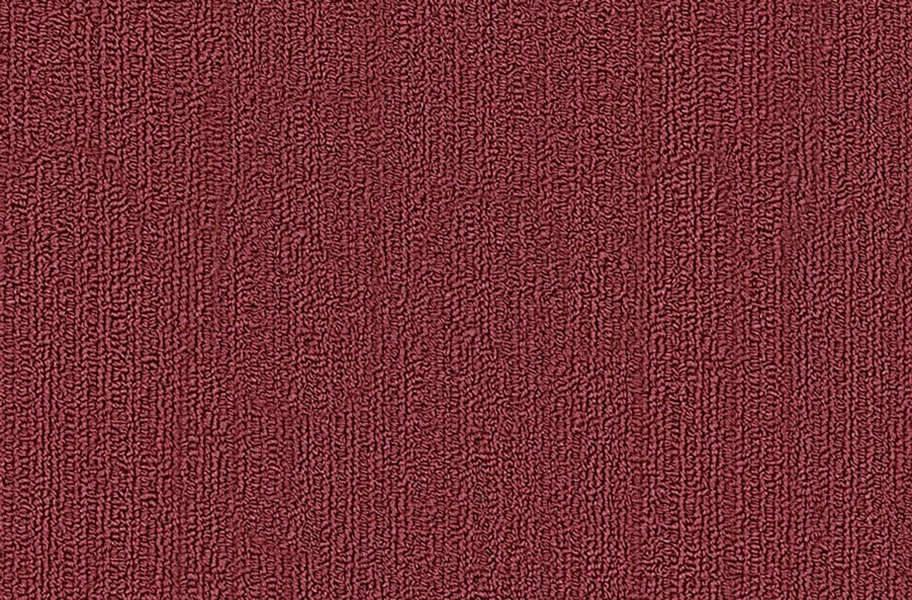 Shaw Color Accents Carpet Tile - Henna