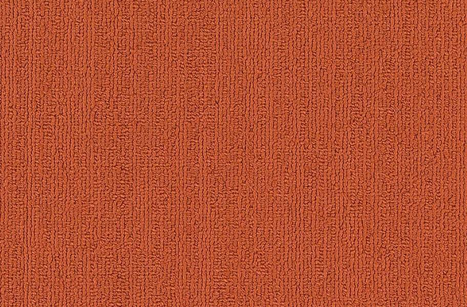 Shaw Color Accents Carpet Tile - Paprika