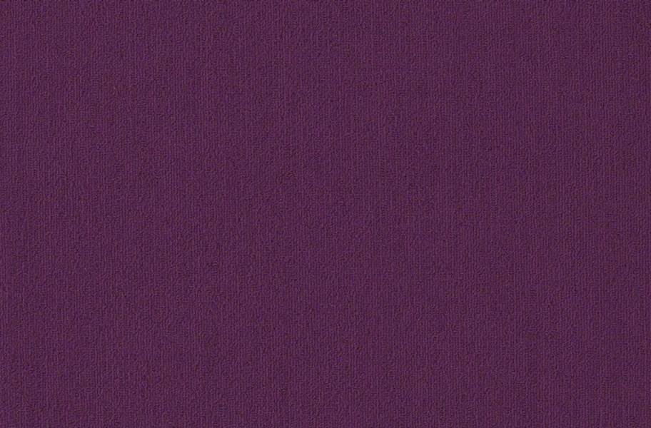 Shaw Color Accents Carpet Tile - Purple
