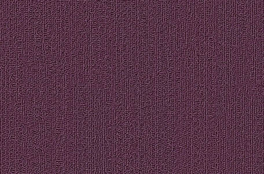 Shaw Color Accents Carpet Tile - Purple Heart