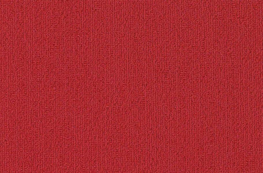 Shaw Color Accents Carpet Tile - Regal Red