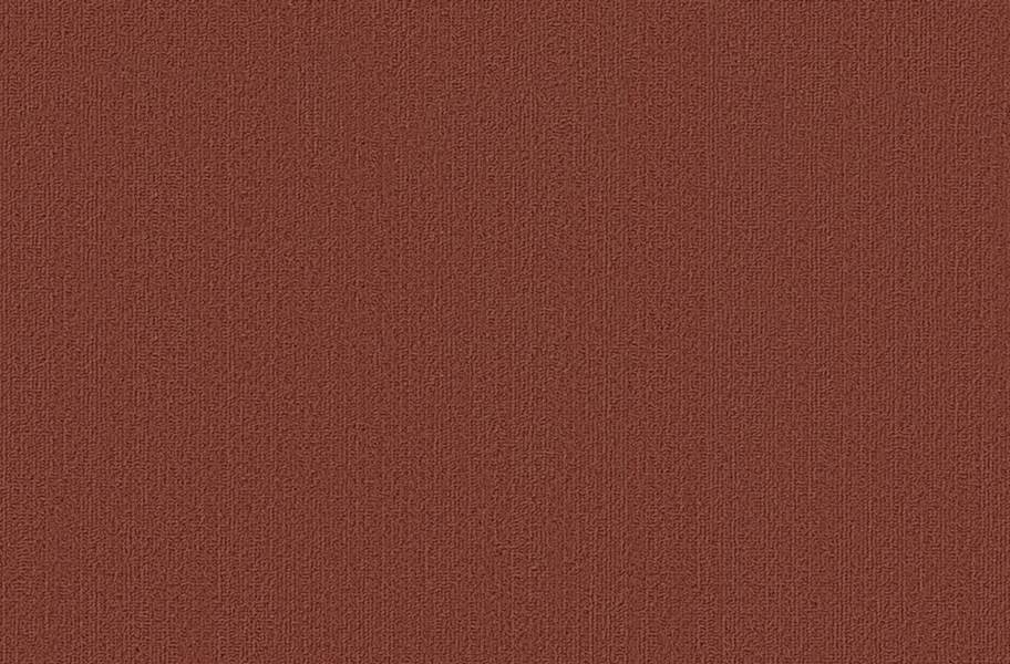 Shaw Color Accents Carpet Tile - Russet