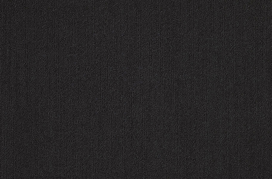 Shaw Color Accents Carpet Tile - Black