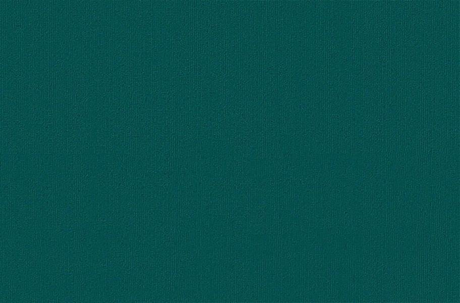 Shaw Color Accents Carpet Tile - Blue Green