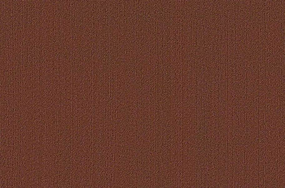 Shaw Color Accents Carpet Tile - Chocolate