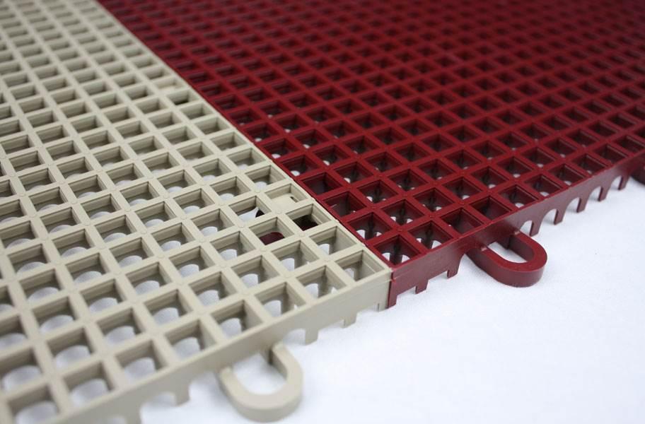 Smooth Grip-Loc Tiles