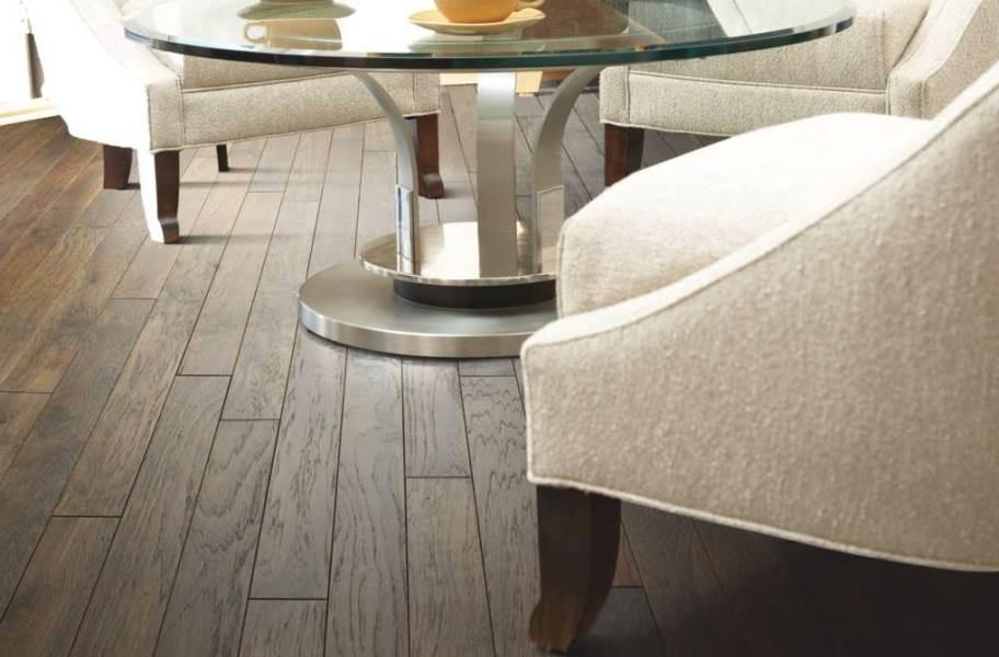Shaw Brushed Suede Engineered Wood - Fedora