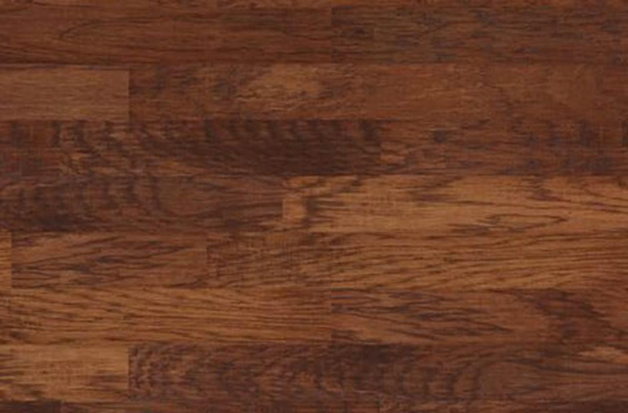 Shaw Vicksburg Hickory Engineered Wood - Maize