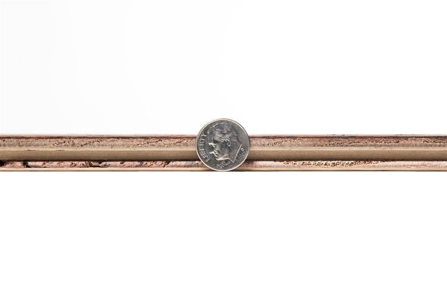 Shaw Vicksburg Hickory Engineered Wood - Back
