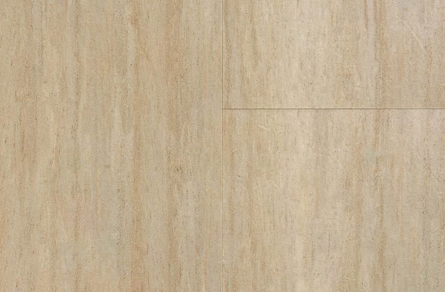 "COREtec Plus 12"" Waterproof Vinyl Tiles - Ankara Travertine"