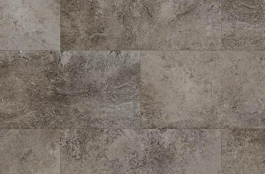 "COREtec Plus 12"" Waterproof Vinyl Tiles - Silvered Stone"