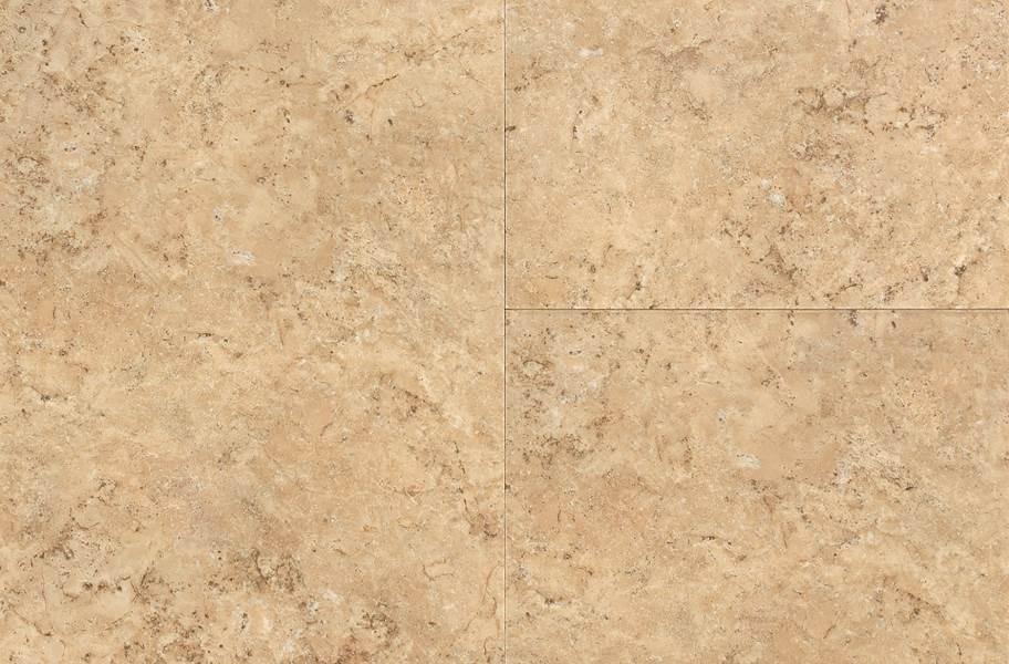 "COREtec Plus 12"" Waterproof Vinyl Tiles - Amalfi beige"