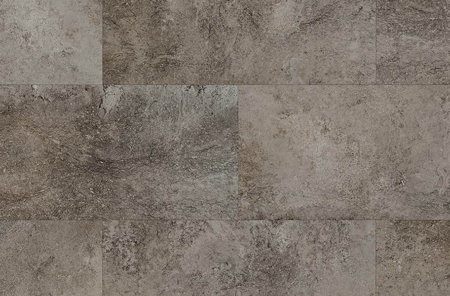 "COREtec Plus 12"" Waterproof Vinyl Tiles - Silvered Stone"