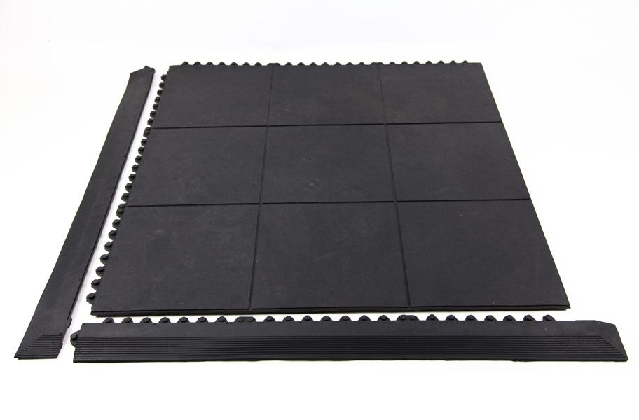 "5/8"" Evolution Rubber Tiles"