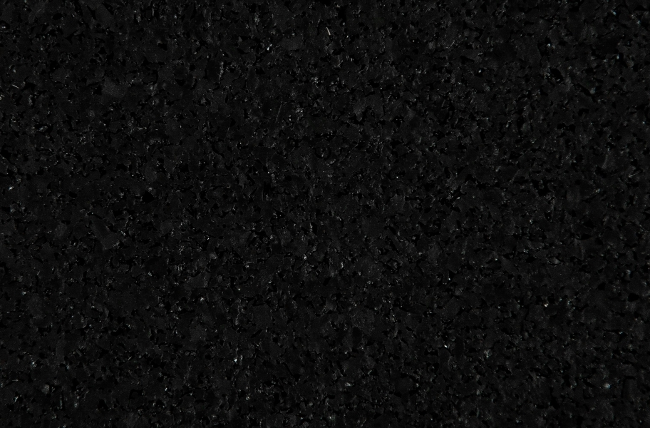 8mm Strong Rubber Tiles - Black