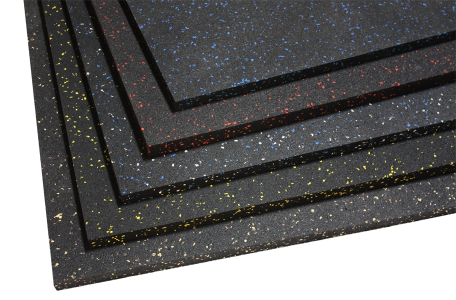 """3/4"""" 4' x 6' Extreme Mats - Red"""