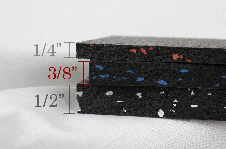 """3/8"""" Heavy Duty Rubber Rolls"""