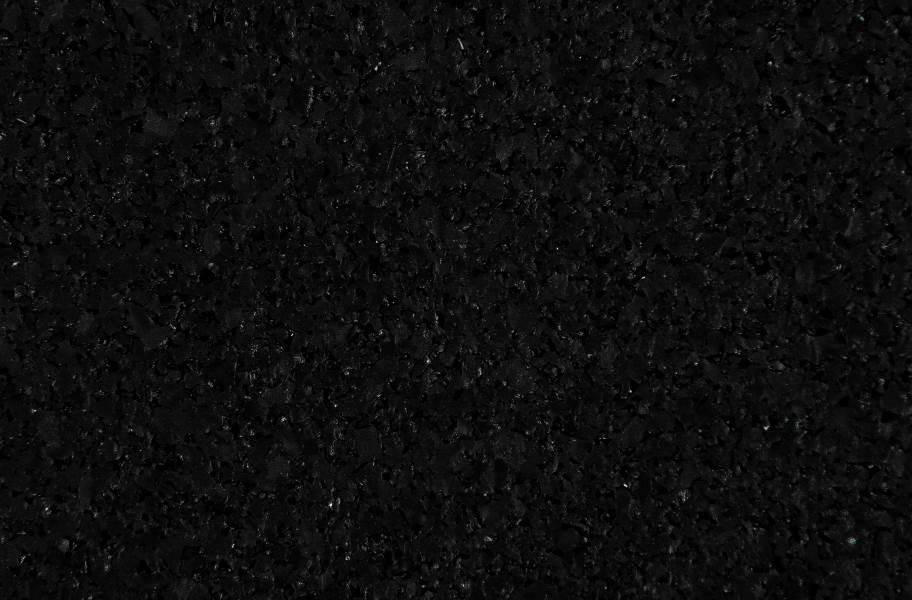 8mm Pre Cut Rubber Rolls - Black