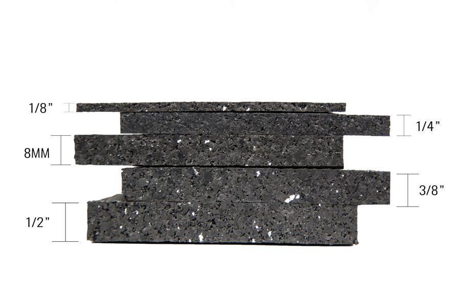 Pre-Cut Eco-Flec Rolls