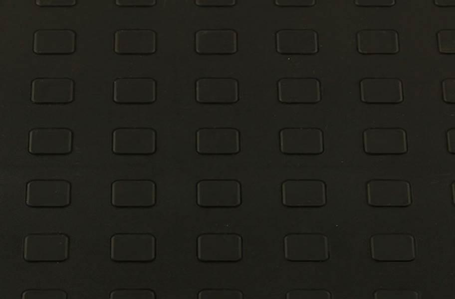 Premium Tiles w/ Traction Squares - Black