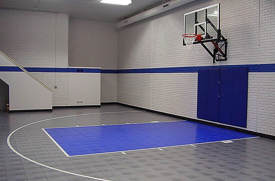 Indoor Sport Tile Remnants Discount Interlocking Court Tiles