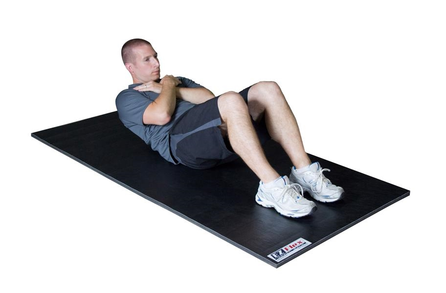 FlexFit Home Fitness Mat