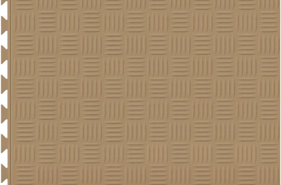 6.5mm Diamond Flex Tiles - Dark Gray