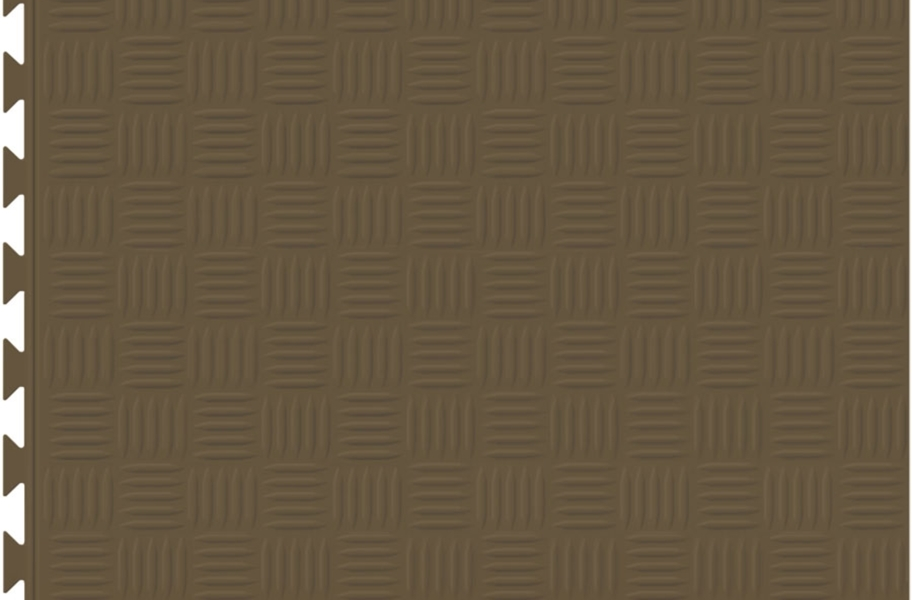 6.5mm Diamond Flex Tiles - Light Gray