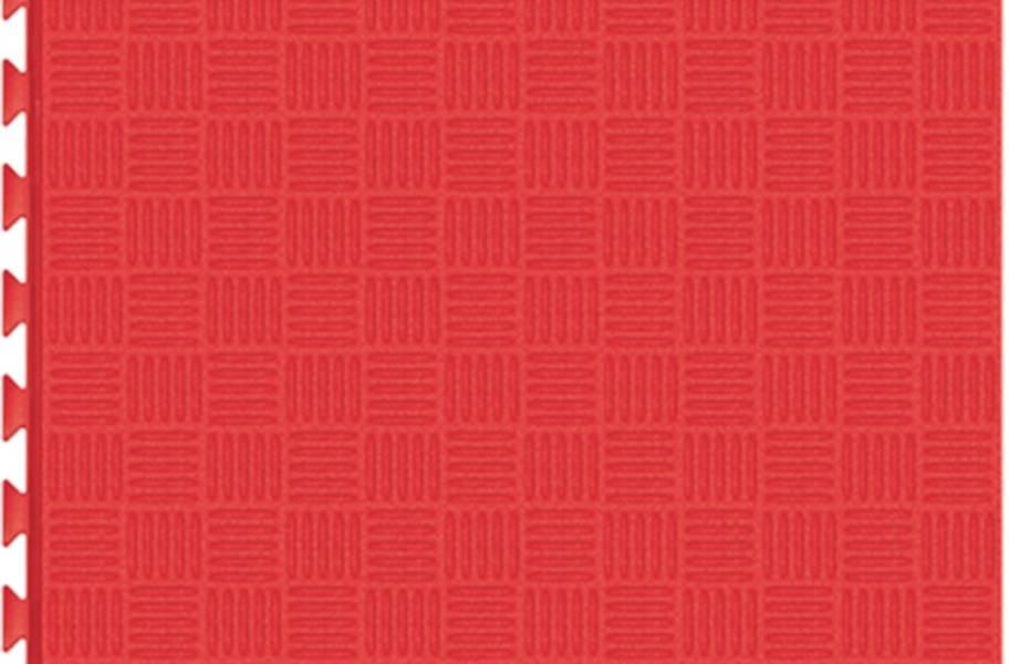 6.5mm Diamond Flex Tiles - Bright Yellow