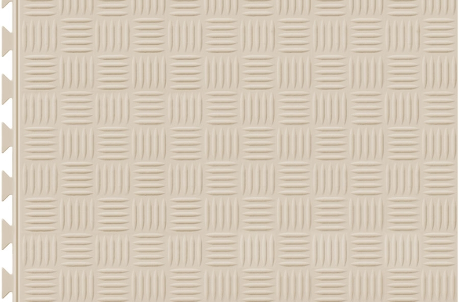 6.5mm Diamond Flex Tiles - Canvas