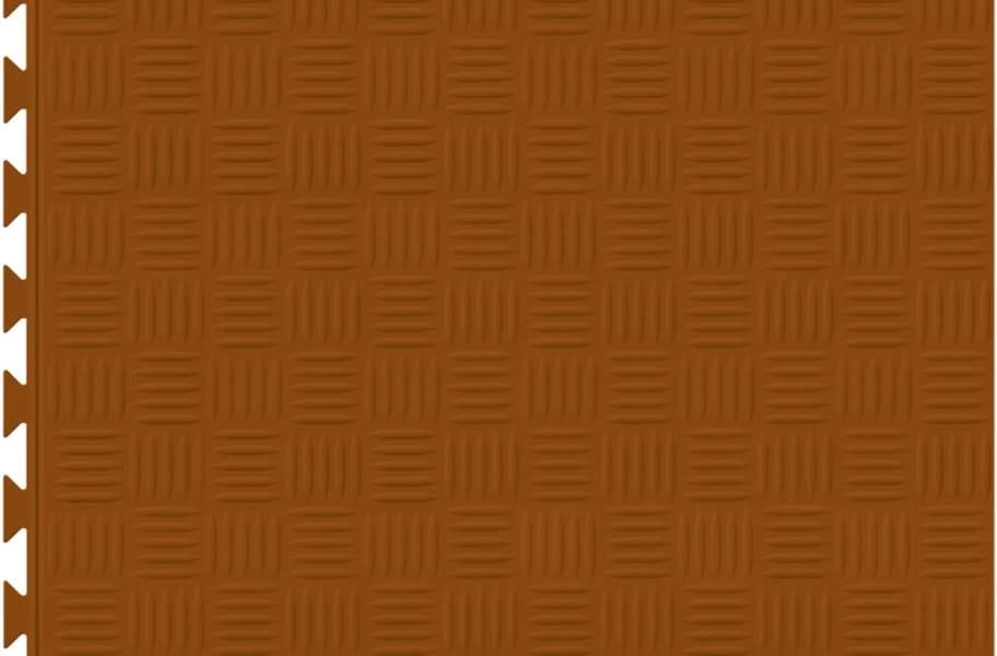 6.5mm Diamond Flex Tiles - Terracotta
