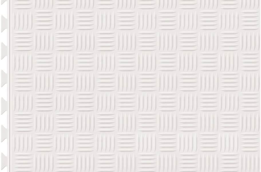 6.5mm Diamond Flex Tiles - White