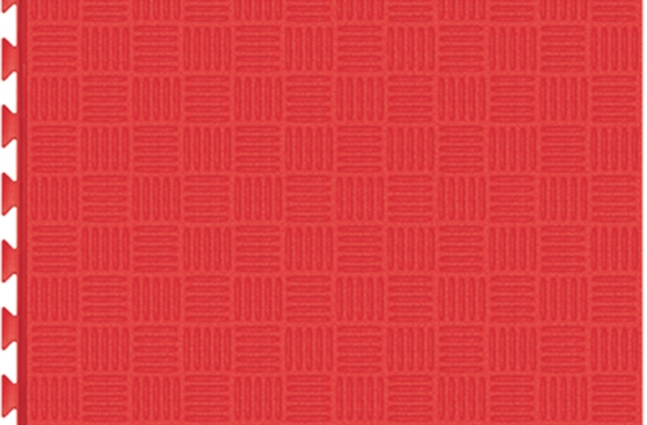 6.5mm Diamond Flex Tiles - Red