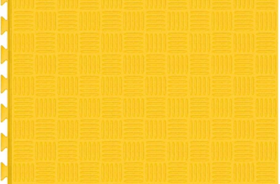 6.5mm Diamond Flex Tiles - Yellow