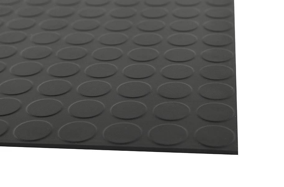 6.5mm Coin Flex Tiles - Designer Series - Brick Red