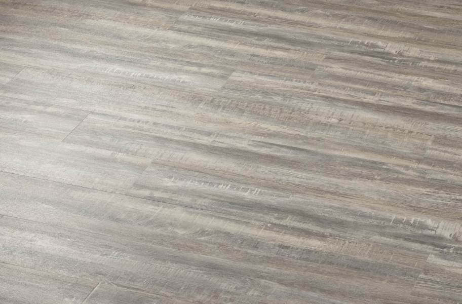Envee Tacky Back Vinyl Planks - Gray Scrape