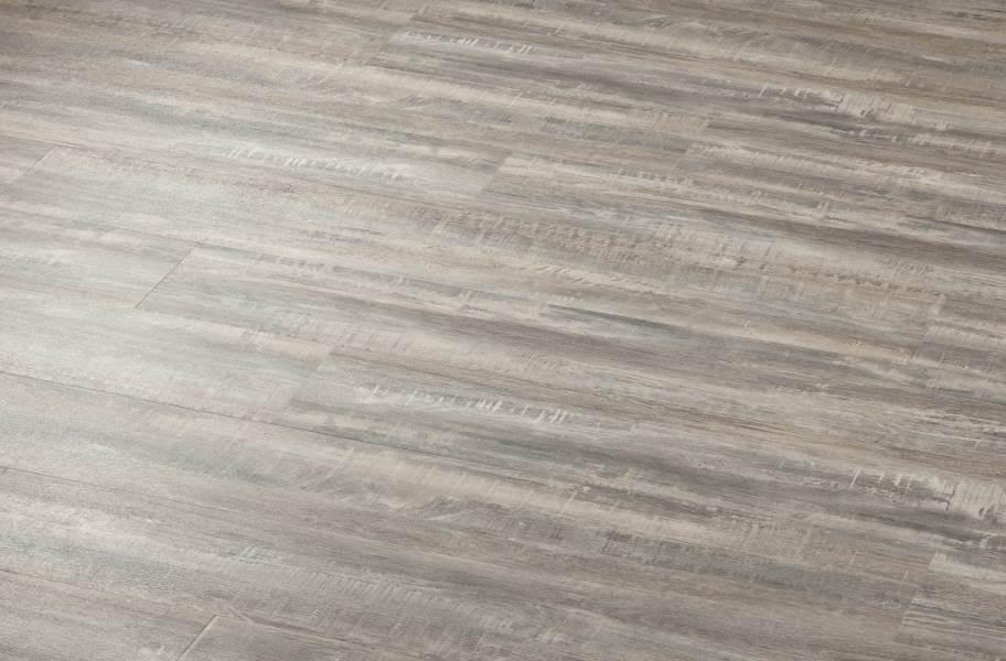 Envee Tacky Back Vinyl Planks - Gray Scrape