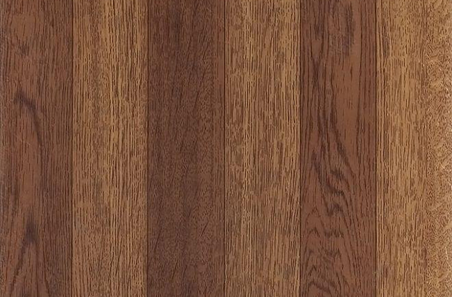 Wood Peel & Stick Vinyl Tile - Medium Oak Plank