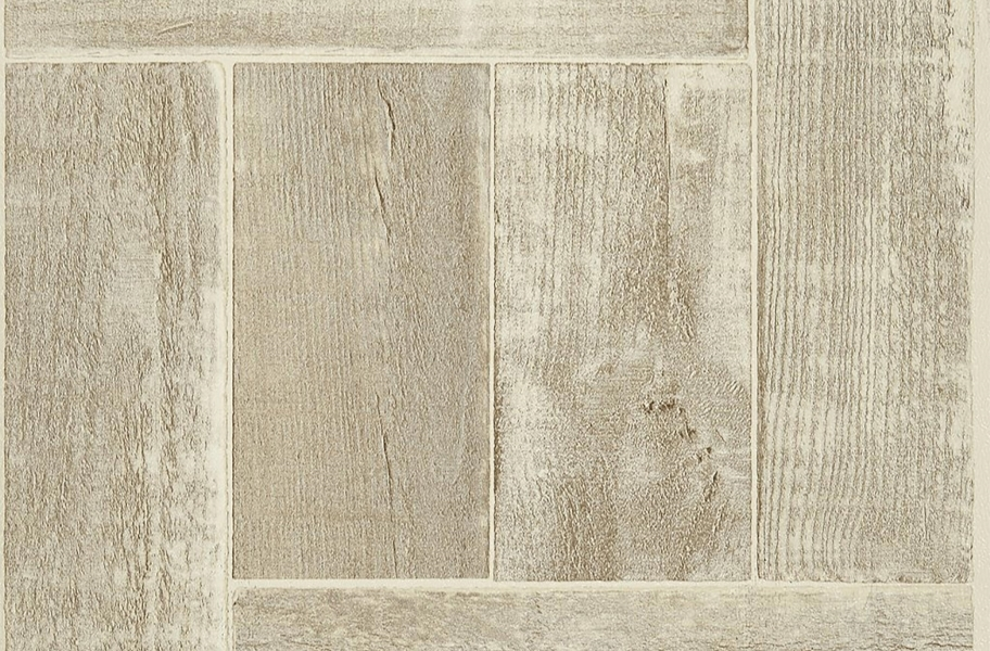 Wood Peel & Stick Vinyl Tile - Saddlewood