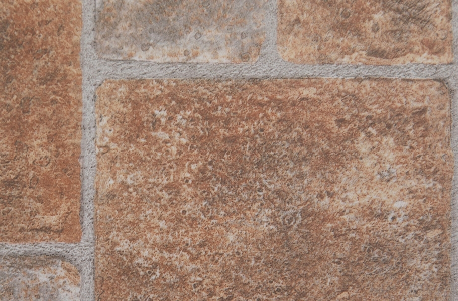 Stone Peel & Stick Vinyl Tile - Brick Pavers