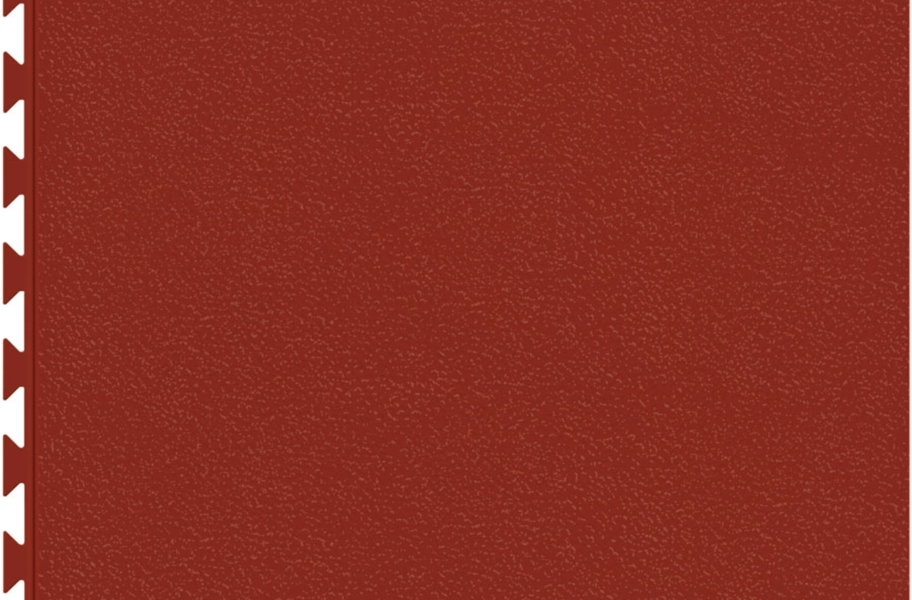 6.5mm Smooth Flex Tiles - Brick Red