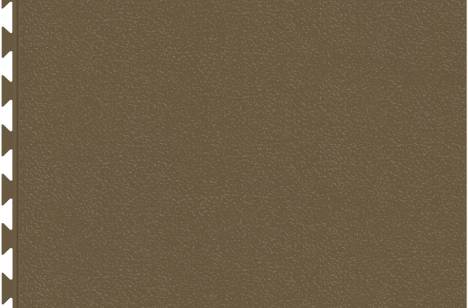6.5mm Smooth Flex Tiles - Chocolate