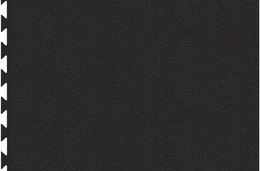 6.5mm Smooth Flex Tiles - Black