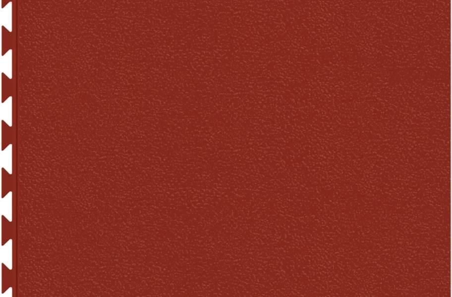 6.5mm Smooth Flex Tiles - Brick Red