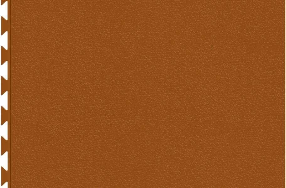 6.5mm Smooth Flex Tiles - Terracotta